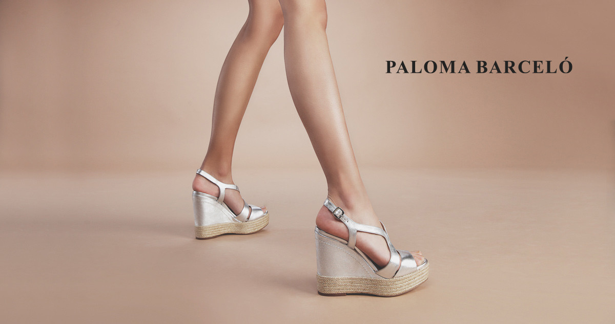 Paloma Barcelo - calzado shoes