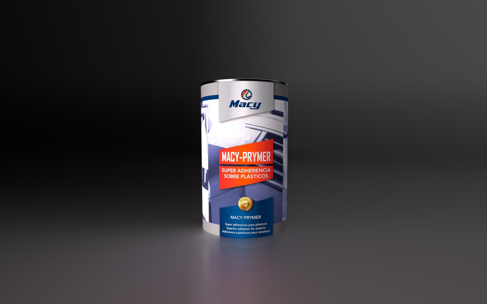 Packaging Pinturas Macy